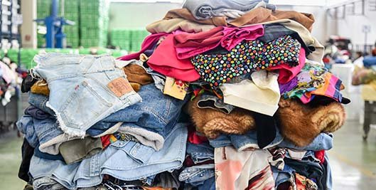 haine second-hand - Used Clothing