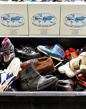 Chaussures et accessoires - Used Clothing